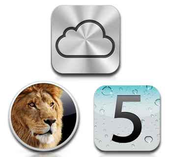 <a href='http://www.apple.com/icloud/' title='iCloud' target='_blank'>iCloud</a>, OS X Lion and iOS 5.0