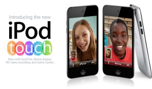 Apple Music Event - new iPod Touch