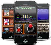 C-64 iPhone