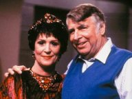 Majel Roddenberry RIP
