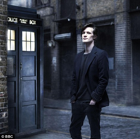 Matt Smith - 11th Doctor